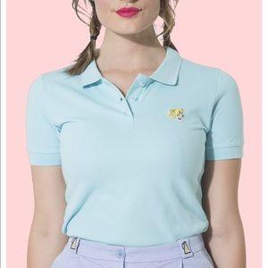 Tops - Riverdale Betty & Veronica Polo Shirt (Betty)